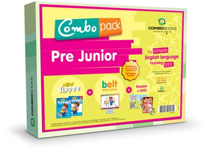 Εικόνα της Combo Pack Pre Junior Class New Yippee Blue