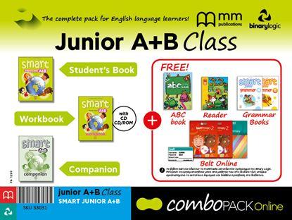 Εικόνα της Combo with BELT Online Pack Ja & Jb Class Smart Junior