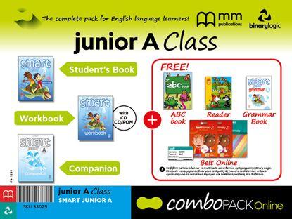 Εικόνα της Combo with BELT Online Pack Ja Class Smart Junior