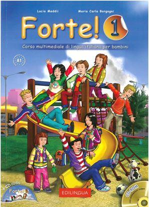 Εικόνα της Forte! 1- Libro dello studente ed esercizi
