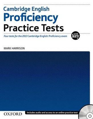 Εικόνα της CAMBRIDGE PROFICIENCY PRACTICE TESTS (+ CD) + KEY 2013 FORMAT