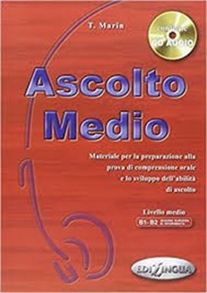 Εικόνα της Ascolto Medio-Libro dello studente (+cd audio)