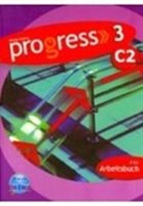 Εικόνα της PROGRESS 3 C2 ARBEITSBUCH