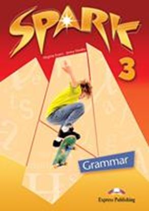 Εικόνα της SPARK 3 GRAMMAR BOOK (Monstertrackers) GREEK EDITION