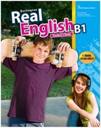 Εικόνα της REAL ENGLISH B1 SB