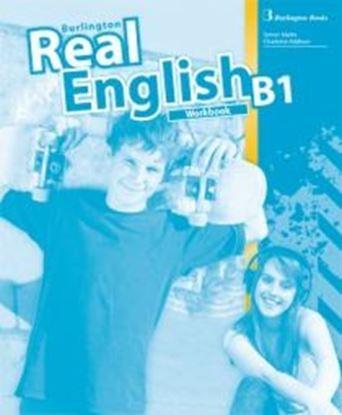 Εικόνα της REAL ENGLISH B1 WB