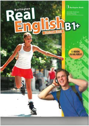 Εικόνα της REAL ENGLISH B1+ SB