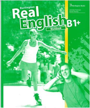 Εικόνα της REAL ENGLISH B1+ WB