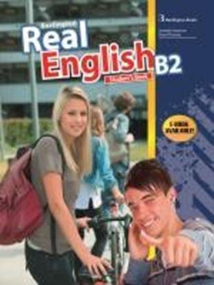 Εικόνα της REAL ENGLISH B2 SB