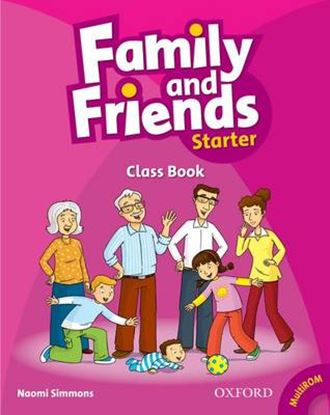 Εικόνα της FAMILY AND FRIENDS STARTER SB (+ MULTI-ROM)