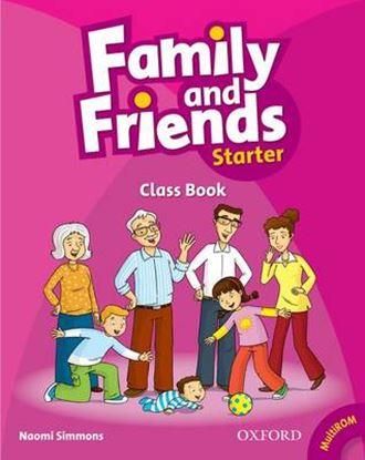 Εικόνα της FAMILY AND FRIENDS STARTER SB (+ MULTI-ROM)