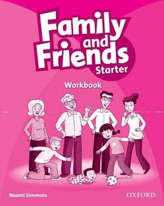 Εικόνα της FAMILY AND FRIENDS STARTER WB