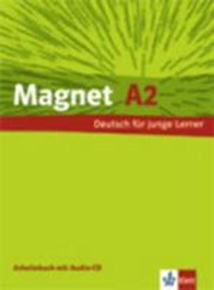 Εικόνα της Magnet 2, Arbeitsbuch + CD