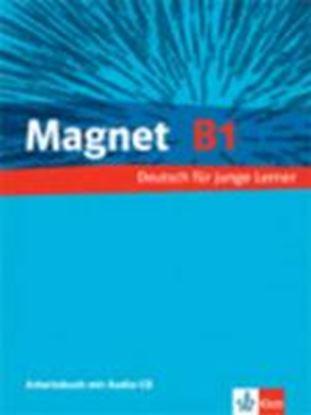 Εικόνα της Magnet 3, Arbeitsbuch + CD