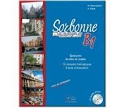 Εικόνα της SORBONNE B1 ECRITES & ORALES METHODE