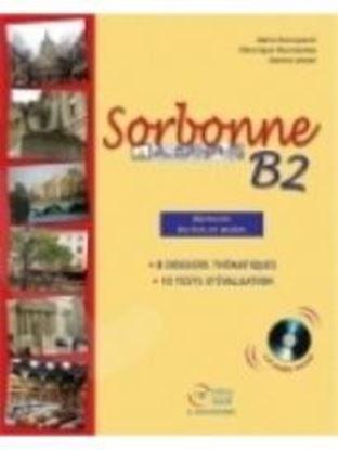 Εικόνα της SORBONNE B2 METHODE + CD
