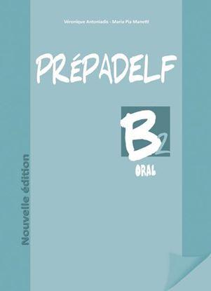 Εικόνα της PREPADELF B2 ORAL LIVRE DE L'ELEVE
