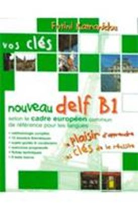 Εικόνα της VOS CLES NOUVEAU DELF B1 ELEVE