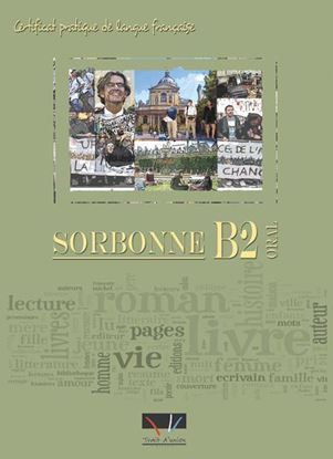 Εικόνα της SORBONNE B2 ORAL (+3CD) LIVRE DE L'ELEVE