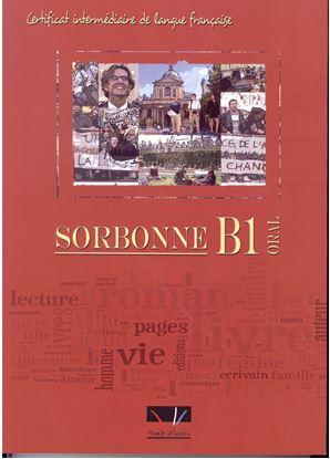 Εικόνα της SORBONNE B1 ORAL LIVRE DE L'ELEVE