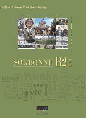 Εικόνα της SORBONNE B2 ECRIT LIVRE DE L'ELEVE