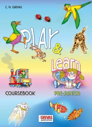 Εικόνα της PLAY & LEARN PRE JUNIOR PUPILS BOOK