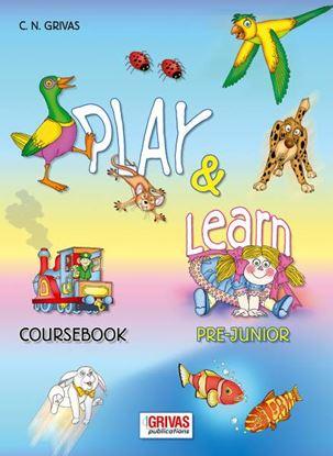 Εικόνα της PLAY & LEARN PRE JUNIOR PUPILS BOOK