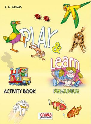 Εικόνα της PLAY & LEARN PRE JUNIOR ACTIVITY BOOK