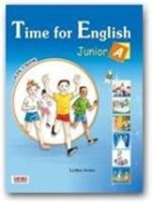 Εικόνα της TIME FOR ENGLISH JUNIOR A ACTIVITY BOOK