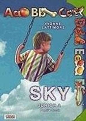 Εικόνα της SKY JUNIOR A PUPILS BOOK