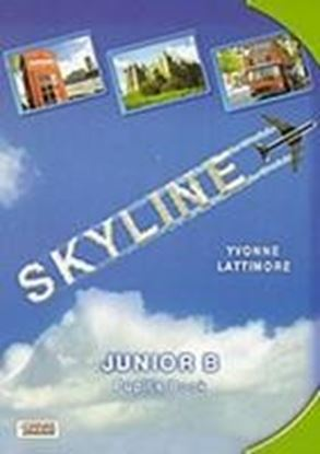 Εικόνα της SKYLINE JUNIOR B PUPILS BOOK