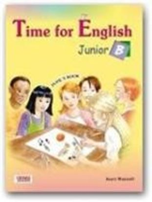 Εικόνα της TIME FOR ENGLISH JUNIOR B ACTIVITY BOOK