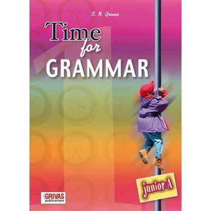 Εικόνα της TIME FOR GRAMMAR JUNIOR A STUDENTS