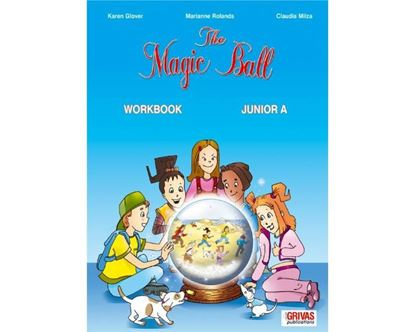Εικόνα της THE MAGIC BALL JUNIOR A WORKBOOK(+ WORDS&GRAMMAR)