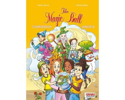 Εικόνα της THE MAGIC BALL JUNIOR B COURSEBOOK