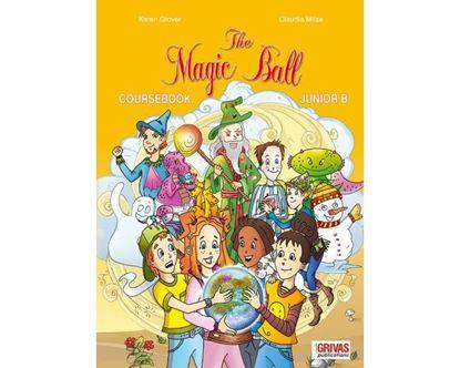 Εικόνα της THE MAGIC BALL JUNIOR B COURSEBOOK