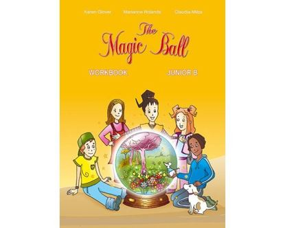 Εικόνα της THE MAGIC BALL JUNIOR B WORKBOOK