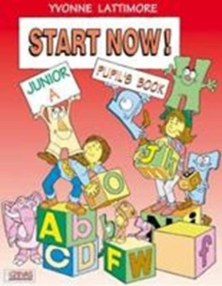 Εικόνα της START NOW JUNIOR A PUPILS BOOK