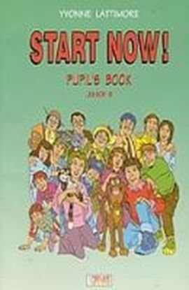 Εικόνα της START NOW JUNIOR B PUPILS BOOK