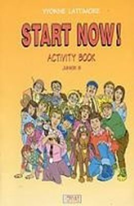 Εικόνα της START NOW JUNIOR B ACTIVITY BOOK