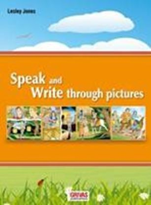 Εικόνα της SPEAK & WRITE THROUGH PICTURES STUDENTS BOOK