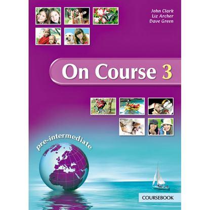 Εικόνα της ON COURSE 3 STUDENTS BOOK