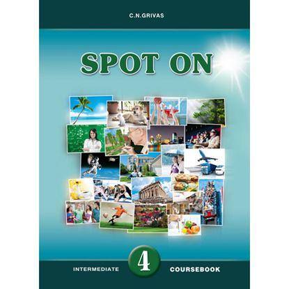 Εικόνα της SPOT ON 4 COURSEBOOK
