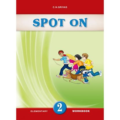 Εικόνα της SPOT ON 2 WORKBOOK & COMPANION