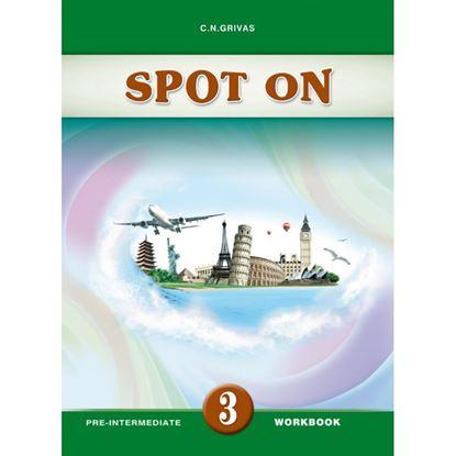 Εικόνα της SPOT ON 3 WORKBOOK & COMPANION