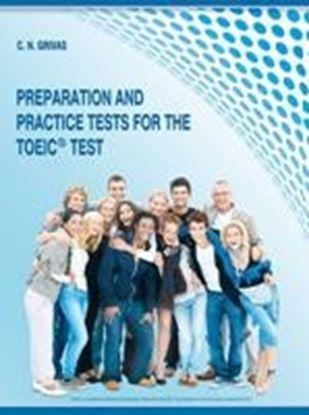 Εικόνα της PREPARATION AND PRACTICE TESTS FOR TOEIC TESTS