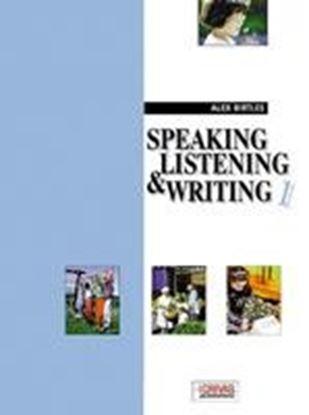 Εικόνα της SPEAKING LISTENING WRITING 1 STUDENTS