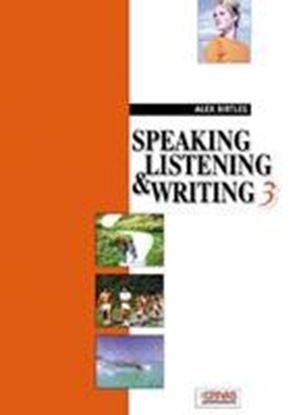 Εικόνα της SPEAKING LISTENING WRITING 3 STUDENTS
