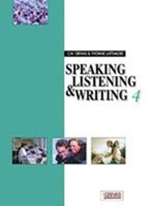 Εικόνα της SPEAKING LISTENING WRITING 4 STUDENTS