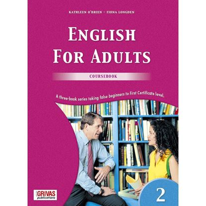 Εικόνα της ENGLISH FOR ADULTS 2 COURSEBOOK
